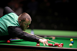 Mark Allen during day two of the Betway UK Championship at The York Barbican. PRESS ASSOCIATION Photo. Picture date: Wednesday November 28, 2018. Photo credit should read: Richard Sellers/PA Wire
