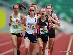 2021 High School Nationals<br /> NSAF Outdoor Track and Field Championship<br /> girls middle school mile heat 2