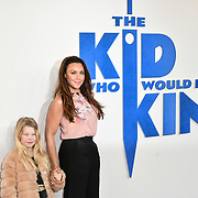Michelle Heaton Arrives at The Kid Who Would Be King on 3 February 2019 at ODEON Luxe Leicester Square, London, UK.