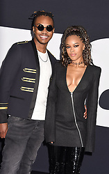 """Serayah McNeil and       attends The World Premiere of """"The Fate of the Furious"""" on April 8, 2017 at Radio City Music Hall in New York, New York, USA. *** Please Use Credit from Credit Field ***"""