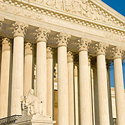US Supreme Court Capitol Hill, Washington DC.