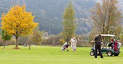 05.10.2010, Golfclub, Zell am See Kaprun, AUT, European Paragolf Championships 2010, im Bild Cynthia Zwet van der, NED, EXPA Pictures © 2010, PhotoCredit: EXPA/ J. Feichter