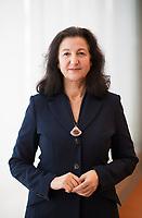 DEU, Deutschland, Germany, Berlin, 05.03.2020: Portrait von Dr. Necla Kelek, Soziologin und Publizistin.
