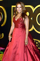 September 17, 2018 - West Hollywood, Kalifornien, USA - Paula Newsome bei der HBO Aftershow Party der 70. Primetime Emmy Awards im Pacific Design Center. West Hollywood, 17.09.2018 (Credit Image: © Future-Image via ZUMA Press)