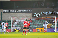 Lincoln City v Forest Green Rovers 071120