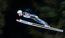30.12.2017, Schattenbergschanze, Oberstdorf, GER, FIS Weltcup Ski Sprung, Vierschanzentournee, Garmisch Partenkirchen, Wertungsdurchgang, im Bild Andreas Stjernen (NOR) // Andreas Stjernen (NOR) during his Competition Jump for the Four Hills Tournament of FIS Ski Jumping World Cup at the Schattenbergschanze in Oberstdorf, Germany on 2017/12/30. EXPA Pictures © 2017, PhotoCredit: EXPA/ JFK