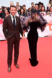 A Star Is Born' premiere during 2018 Toronto International Film Festival. 09 Sep 2018 Pictured: Bradley Cooper, Lady Gaga. Photo credit: KNM/Capital Pictures / MEGA TheMegaAgency.com +1 888 505 6342