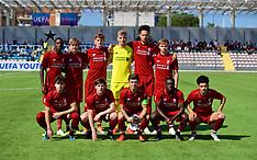 2018-10-03 Napoli U19 v Liverpool U19