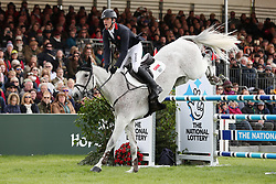 Oliver Townend on Ballaghmor Class during day four of the 2019 Mitsubishi Motors Badminton Horse Trials at The Badminton Estate, Gloucestershire.