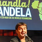 NLD/Amsterdam/20151026 - perspresentatie musical Amandla! Mandela , Paul de Munnik