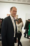 HARRY BLAIN, Mandala for Crusoe, Exhibition of work by Francesco Clemente. Blain/Southern. Hanover Sq. London. 29 November 2012
