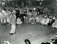 1944 Bill Robinson At The Hollywood Canteen