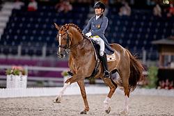 Garcia Mena Jose Antonio, ESP, Sorento 15, 125<br /> Olympic Games Tokyo 2021<br /> © Hippo Foto - Dirk Caremans<br /> 24/07/2021