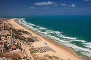Fortaleza_CE, Brasil...Imagens aereas da cidade de Fortaleza, Ceara. Geral da Praia do Futuro...Aerial view of Fortaleza, Ceara. In this photo Futuro beach...Foto: BRUNO MAGALHAES / NITRO