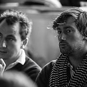 Transat Jacques Vabre 2013: Louis DUC et damien rousseau