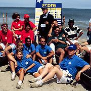 Sterrenslag 1996 Texel, alle teams