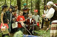 Lakes Region Lacrosse U11 girls versus Windham Sunday, June 6,  2010.