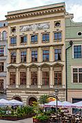 Wierzynek - restauracja na Rynku Głównym w Krakowie, Polska<br /> Wierzynek - a restaurant at the Main Market Square, Cracow, Poland