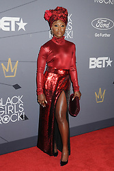 Cynthia Erivo on the red carpet at the 2018 Black Girls Rock!, at the New Jersey Performing Arts Center in Newark, New Jersey, on Sunday, August 26, 2018, USA, 26 August 2018<br />
