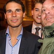 NLD/Amsterdam/20180215 - Goed Geld Gala 2018, Rafael Nadal