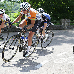 27-05-2016: Wielrennen: Boels Rental Classic: Valkenburg<br /> VALKENBURG (NED) wielrennen<br />Marianne Vos teste haar vorm in de Boels Rental Hills Classic