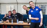 BREDA (Neth.)  Officials during the match  New Zealand vs England U21 women . Volvo Invitational Tournament U21. COPYRIGHT KOEN SUYK