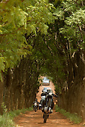 BMW Motorrad South Africa launches the BMW G650GS Sertao to the media. Guests rode from Tintswalo in Waterfall Estate to the Hayward Safari Camp located in Dinokeng, Northern Gauteng.