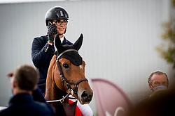 Gaublomme Brent, BEL, Come-On van Eeckelgem Z<br /> BK Young Horses 2020<br /> © Hippo Foto - Sharon Vandeput<br /> 6/09/20
