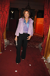 HEATHER KERZNER at a party to celebrate the launch of the 'Inde Mysterieuse' jewellery collection held at Lancaster House, London SW1 on 19th September 2007.<br /><br />NON EXCLUSIVE - WORLD RIGHTS