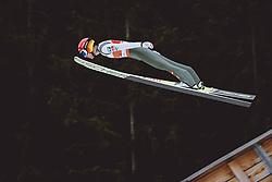 04.03.2021, Oberstdorf, GER, FIS Weltmeisterschaften Ski Nordisch, Oberstdorf 2021, Herren, Skisprung HS137, Qualifikation, im Bild Philipp Aschenwald (AUT) // Philipp Aschenwald of Austria during qualification for the ski jumping HS137 competition of FIS Nordic Ski World Championships 2021 in Oberstdorf, Germany on 2021/03/04. EXPA Pictures © 2021, PhotoCredit: EXPA/ JFK
