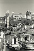 Photo of the 'Lower City' of Salvador da Bahia, Brazil.