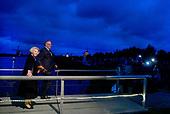 Prinses Beatrix opent bezoekerscentrum Kinderdijk
