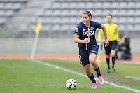 Lindsey Horan  - 20.12.2014 - PSG / Montpellier - 14eme journee de D1<br /> Photo : Andre Ferreira / Icon Sport