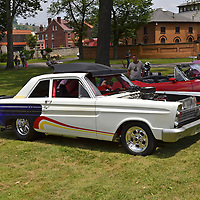 Classic Car Show, Allegheny Cemetery, Lawrenceville Pa