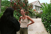 Kate Moss at Strawberry Hill - Jamaica