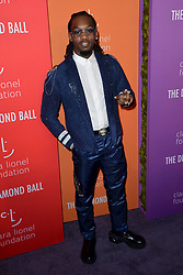September 12, 2019, New York, NY, USA: September 12, 2019  New York City..Offset attending the 5th annual Diamond Ball benefit gala at Cipriani Wall Street on September 12, 2019 in New York City. (Credit Image: © Kristin Callahan/Ace Pictures via ZUMA Press)