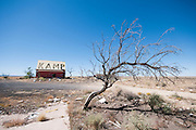 An abandoned campground in Two Guns, Arizona along Route 66. Missoula Photographer