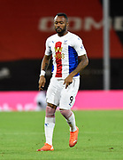 Jordan Ayew (9) of Crystal Palace during the EFL Cup match between Bournemouth and Crystal Palace at the Vitality Stadium, Bournemouth, England on 15 September 2020.