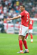 Rio Ferdinand (England), May 30, 2010 - Football : World Cup South Africa 2010 test match ,  match between Japan 1-2 England  at Libenau stadium, Graz, Austria, (Photo by Enrico Calderoni/AFLO SPORT) [0391]