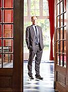 Carel Stolker, rector magnificus en voorzitter van het College van Bestuur van de Universiteit Leiden