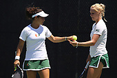 5/8/09 Women's Tennis vs Army