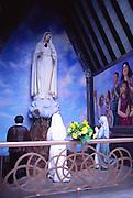 Virgin Mary madonna holy shrine Dingle, County Kerry, Ireland