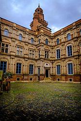 The Société Archéologique du Midi de la France - Archaeological Museum in Toulouse, France<br /> <br /> (c) Andrew Wilson   Edinburgh Elite media