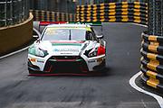 Tsugio MATSUDA, JPN, KCMG Nismo GT-R GT3 <br /> <br /> 65th Macau Grand Prix. 14-18.11.2018.<br /> SJM Macau GT Cup - FIA GT World Cup. <br /> Macau Copyright Free Image for editorial use only