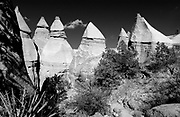 Tent Rocks in New Mexico