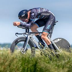 EMMEN (NED) June 16: <br />CYCLING <br />Dutch Nationals Time Trail men U23 <br />Tim Marsman (Hattem)