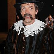 NLD/Amsterdam/20120209 - Bn' ers gefotografeerd als de Nachtwacht voor het Goed Geld Gala 2012, Jan Douwe Kroeske