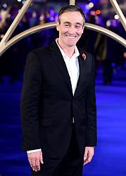 Derek Riddell attending the Fantastic Beasts: The Crimes of Grindelwald UK premiere held at Leicester Square, London.