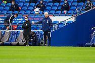 Cardiff City's Manager Mick McCarthy during the EFL Sky Bet Championship match between Cardiff City and Millwall at the Cardiff City Stadium, Cardiff, Wales on 30 January 2021.