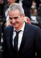 Director Olivier Assayas at the Closing Palm D'Or Awards Ceremony at the 69th Cannes Film Festival, Sunday 22nd May 2016, Cannes, France. Photography: Doreen Kennedy